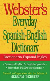 Webster's Everyday Spanish-English Dictionary |  |