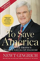 To Save America | Newt Gingrich |