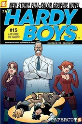 The Hardy Boys #15 | Scott Lobdell |