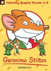 Geronimo Stilton Graphic Novels 1-3