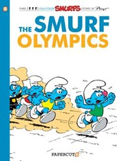 Smurfs (11): the smurf olympics