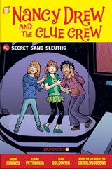 Nancy Drew and the Clue Crew | Kinney, Sarah ; Goldberg, Stan |