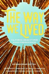 The Way We Lived | Malcolm Margolin |