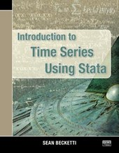 Introduction to Time Series Using Stata | Sean Becketti |