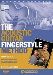The Acoustic Guitar Fingerstyle Method | David Hamburger |
