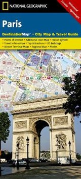 Paris | National Geographic Maps |