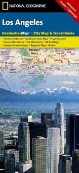 Los Angeles | National Geographic Maps |