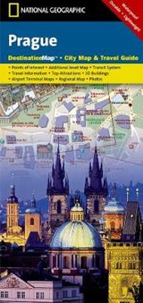 Prague | National Geographic Maps |