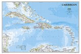 Caribbean Classic [Laminated] | National Geographic Maps  Reference |