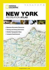 New York Recreation Atlas | National Geographic Maps |