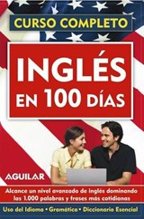 Inglés en 100 días / English in 100 Days | Aguilar; Santillana |