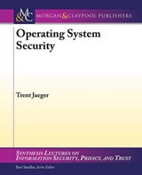 Operating System Security | Trent Jaeger |