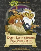 Don't Let the Barber Pull Your Teeth | Carmen Bredeson |