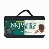 New King James Version Audio Bible, Voice Only |  |