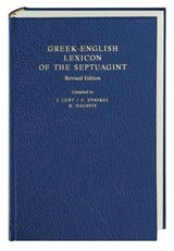 Greek-English Lexicon of the Septuagint | auteur onbekend |