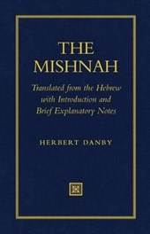 Mishnah | Herbert Dancy |