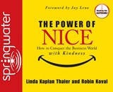 The Power of Nice | Linda Kaplan Thaler |