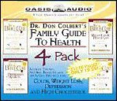 Dr. Colbert's Family Guide to Health 4-Pack, #1 [With 1 CDROM with Guidebook Material] | Don Colbert |