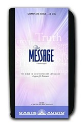 The Message Bible | Eugene H. Petersen |