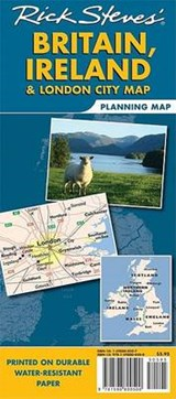 Rick Steves' Britain, Ireland & London City Map | Rick Steves |