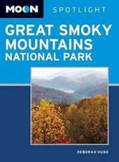 Moon Spotlight Great Smoky Mountains National Park