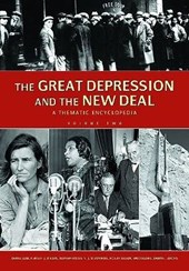 Great Depression and the New Deal £2 volumes] | Daniel Leab |