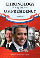 Chronology of the U.S. Presidency | auteur onbekend |