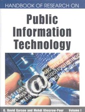 Handbook of Research on Public Information Technology