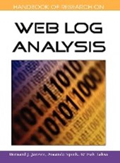 Handbook of Research on Web Log Analysis |  |