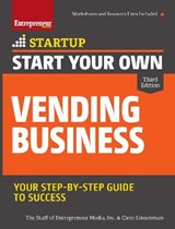 Start Your Own Vending Business | Ciree Entrepreneur Press ; Linsenman |