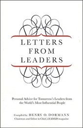 Letters from Leaders