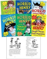 Horrid Henry | Francesca Simon |