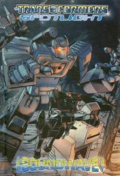 Soundwave | Simon Furman |