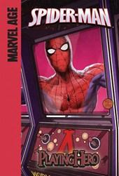 Spider-man Playing Hero