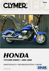Clymer Honda VTX1800 Series 2002-2008 | Ron Wright |