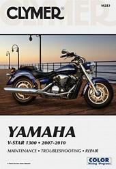 Yamaha V-Star 1300 2007-2010