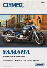 Clymer Manuals V-Star 950 2009-20 | Ron Wright |
