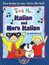 Italian & More Italian | Judy Mahoney |