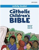 The Catholic Children's Bible Activity Booklet | Joanna Dailey |