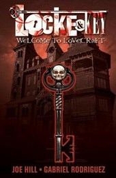 Lock & key (01): welcome to lovecraft