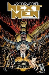 Next Men Premiere Edition Volume | John Byrne |