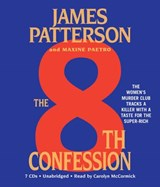 The 8th Confession | James Patterson |