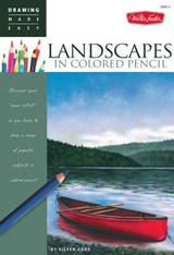 Landscapes in Colored Pencil | Eileen Sorg |