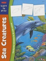 Learn to Draw Sea Creatures | auteur onbekend |
