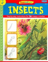 Learn to Draw Insects | Diana Fisher |