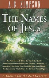 The Names of Jesus | A. B. Simpson |