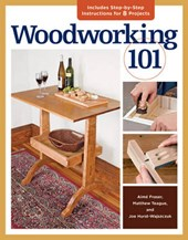 Woodworking | Fraser, Aime ; Teague, Matthew ; Hurst-wajszczuk, Joe |