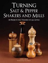 Turning Salt & Pepper Shakers and Mills | Chris West |
