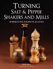 Turning Salt & Pepper Shakers and Mills