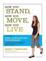 How You Stand, How You Move, How You Live | Missy Vineyard & Matthew Mitchell |
